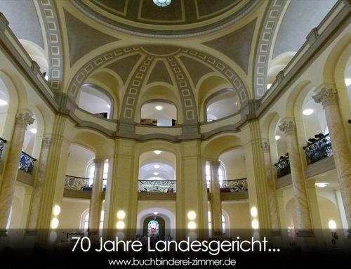 70 Jahre Landesgericht