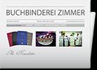 Buchbinder Roland Zimmer Newsletter Bild