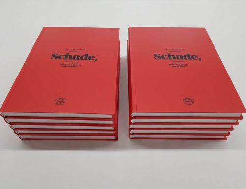 Bucheinband zum Abschied von Michael Schade