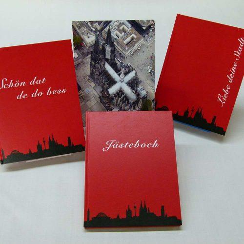 Die roten Bücher